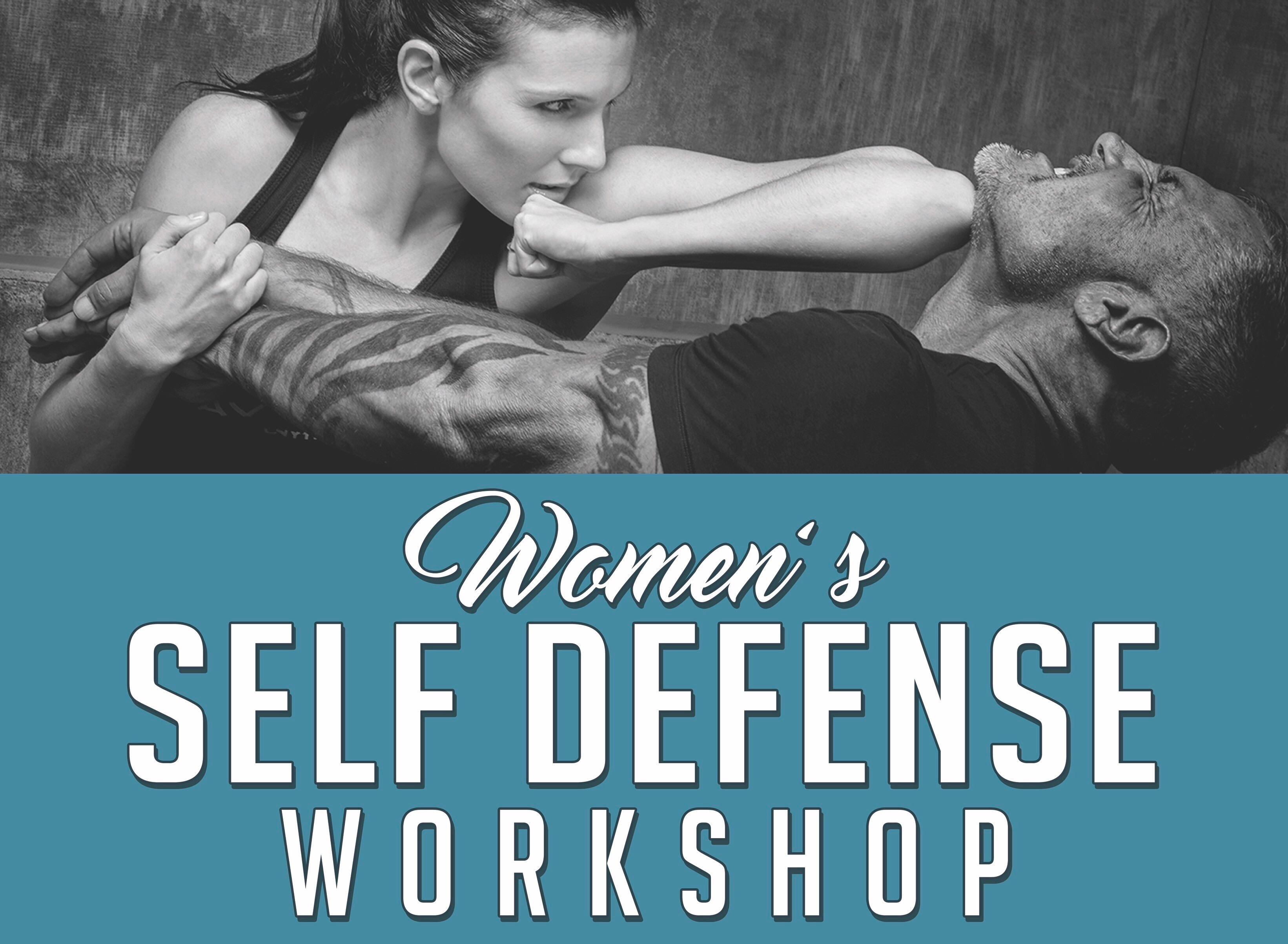Women's Self Defense