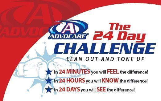 AdvoCare, CrossFit, 24 Day Challenge