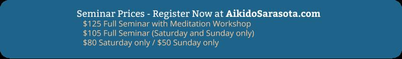 Seminar Registration Info