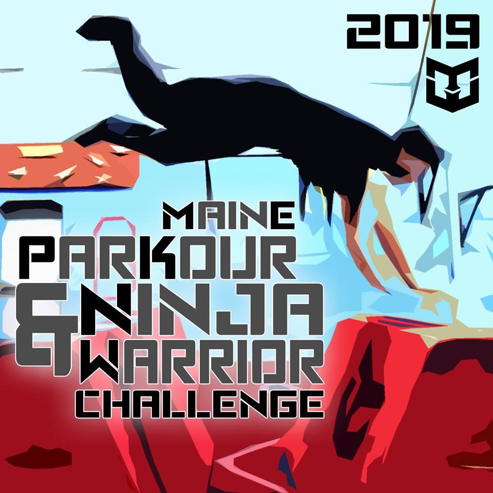 Maine Parkour Ninja Warrior Challenge